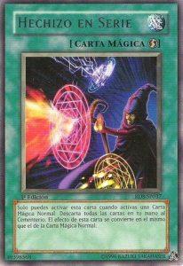 Yu Gi Oh Carta Magica Normal