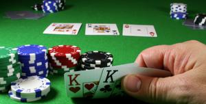 Cartas De Póker Juego Milenario