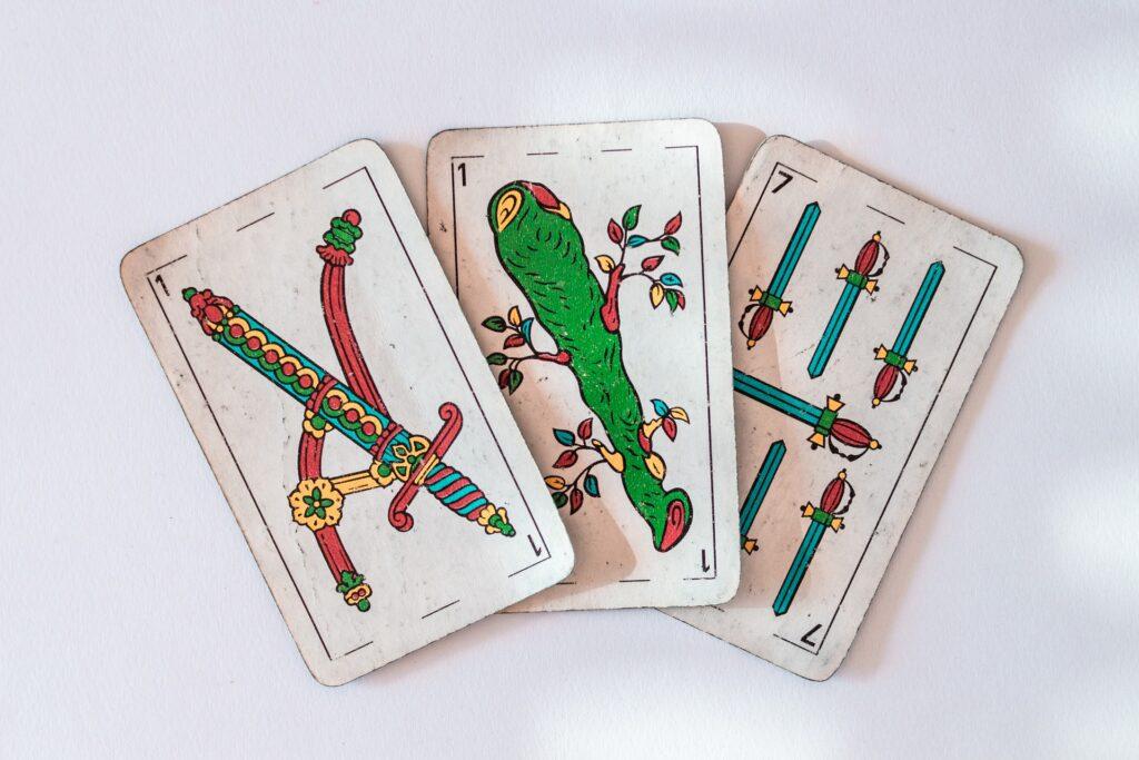juegos con baraja española
