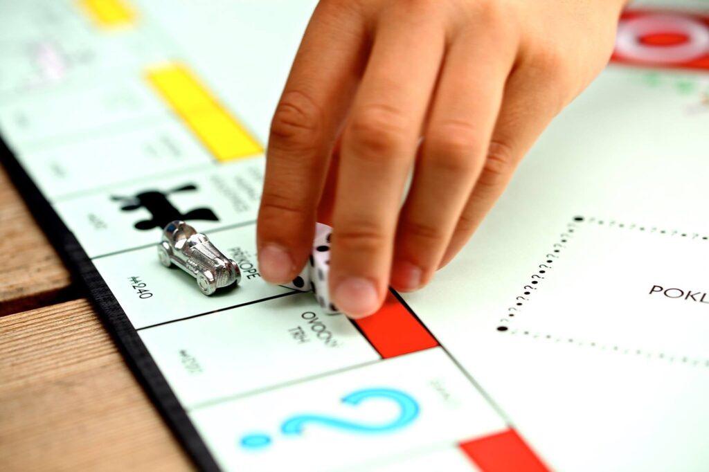 instrucciones del juego de monopolio