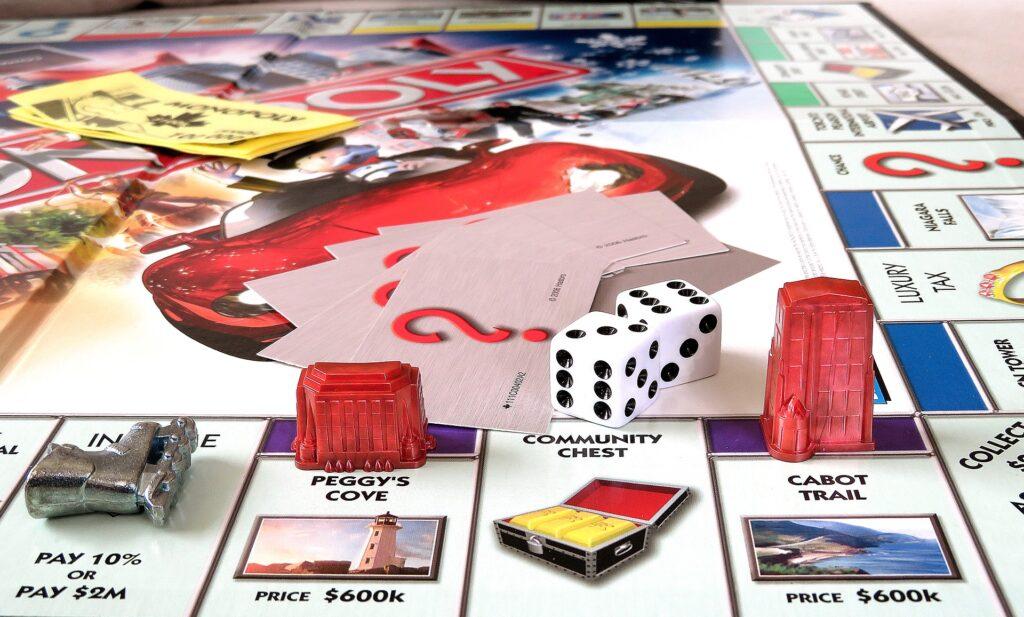 juego de monopolio en español